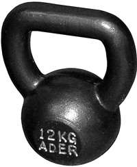 12kg/26lb Fat Handle Kettlebell
