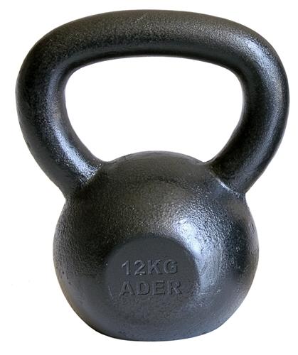 Ader Premier Kettlebell Kg: 12kg/26lb Premier Kettlebell