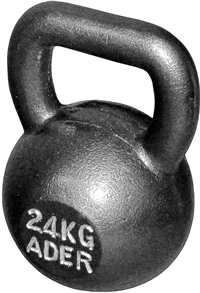 24kg/53lb Fat Handle Kettlebell
