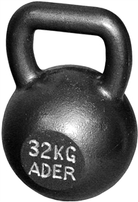 32kg/70lb Fat Handle Kettlebell