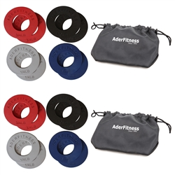 Olympic Fractional Plate Set W/ Bags- 10Lb