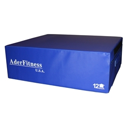 "12"" Foam Soft Plyometric Box"