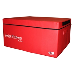 "18"" Foam Soft Plyometric Box"