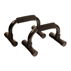 Push Up Bars- Black