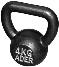 4kg/9lb Fat Handle Kettlebell