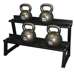 Monster Kettlebell Set w/ Rack- 56kg to 92kg