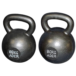 68kg & 80kg Monster Kettlebell Set