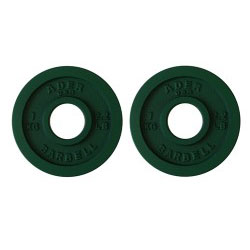 Precision Olympic Plate Pair- 1.0Kg