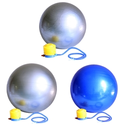 Yoga Stability Versa Exercise Ball Set