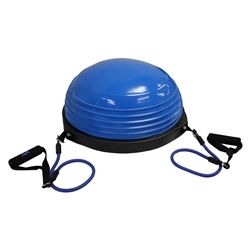 Ader Balance Ball with Resistance Bands and Handles