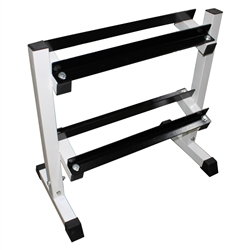 "2-Tier 26"" Dumbbell Rack"
