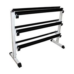 "3-Tier 48"" Dumbbell Rack"