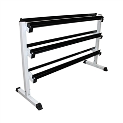 "3-Tier 60"" Dumbbell Rack"