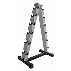 A-Shape Dumbbell Rack- For 6 Pairs
