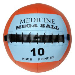 10 lb Mega Soft Medicine Ball
