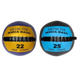 Mega Soft Medicine Ball Set (22lb & 25 lb)