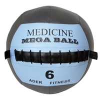 6 lb Mega Soft Medicine Ball