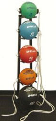 Power Ball 5 Ball Set plus Rack
