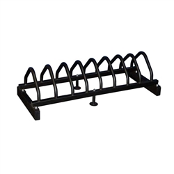 Olympic Bumper Plate Rack- ALL WELDED
