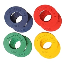 Olympic Fractional Plate Set- 5Kg