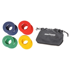 Olympic Fractional Plate Set W/ Bag- 5Kg