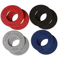 Olympic Fractional Plate Set- 5Lb