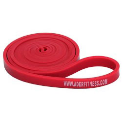 "Red 1/2"" Stretch Band- 5-35lb Tension"