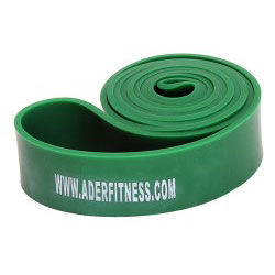 "Green 1 3/4"" Stretch Band- 50-120lb Tension"