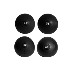 Ader Slam Ball 4 Piece Set (30-45lbs)