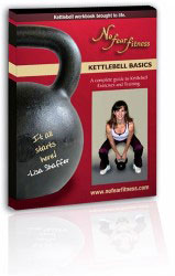 Lisa Shaffer - Kettlebell Basics DVD