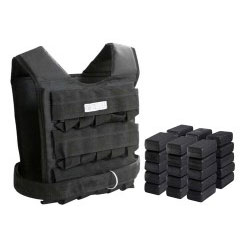Ader Weight Vest- 66lb